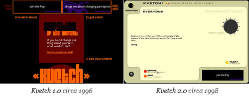 kvetch past